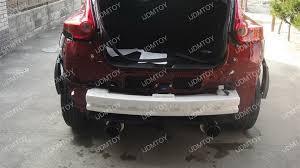 juke aftermarket tail lights how to install nissan juke led rear fog lights