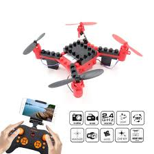 diy drone amazon com diy building block rc drone fly n drive combo toys