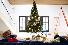 Christmas Tree Store Taylor Michigan - how to decorate a 12 ft christmas tree with gold tones