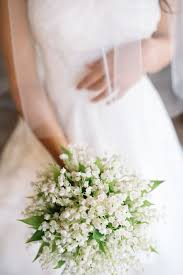 of the valley bouquet wedding wednesday flower focus of the valley flowerona