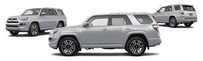 suv toyota 4runner 2017 toyota 4runner 4x2 limited 4dr suv research groovecar