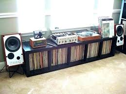 record player table ikea record player stands edubay