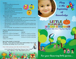 play school brochure templates excellent play school templates pictures inspiration exle