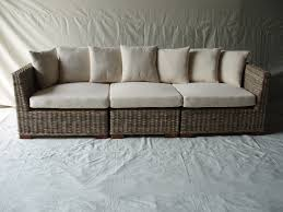 rattan sleeper sofa awesome wicker sleeper sofa 96 for your sofas and couches ideas with