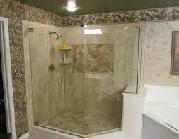 Shower Door Pivot Glass