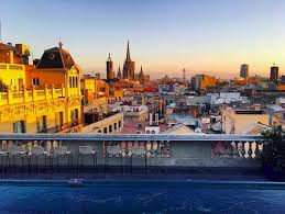 barcelona city view best hotels in barcelona with best views the most perfect view