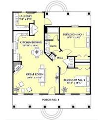 2 Bedroom House Floor Plan Small House Plans Under 800 Sq Ft 800 Sq Ft Floor Plans