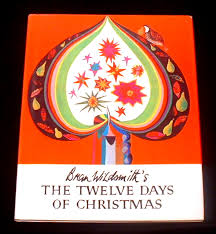 the twelve days of a books book