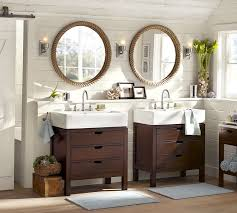 Single Vanity For Bathroom by Seville Single Sink Console Pottery Barn