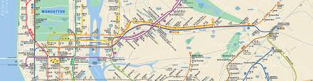 New York Central Railroad Map by The 6 Transit Apps Every New Yorker Should Have