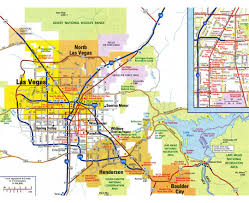 Map Of Us Time Zones by Maps Of Las Vegas Detailed Map Of Las Vegas City Tourist Map