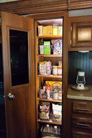 rv kitchen cabinet storage ideas 6 simple rv storage ideas to organize on the road