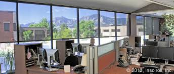 conference room u0026 office window shades insolroll