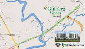 colony mall map map and location of mall residency gulberg greens