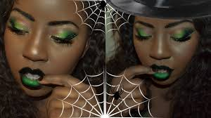 Spider Halloween Makeup The Best Spider Witch Makeup Tutorial Halloween Makeup