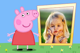 fotomontaje de calendario 2015 minions con foto hacer fotomontaje de peppa pig para crear gratis fotomontajes infantiles