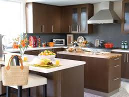 Kitchen Cabinets Staining by Staining Kitchen Cabinets Gray Red Combination Color Cabinet Brown