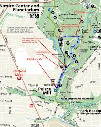 Metro Washington Dc Map by Active Life Dc Rock Creek Park Western Ridge Trail To Beach Drive