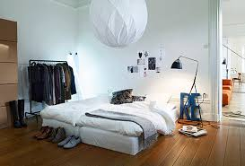 bedroom clothes simple and practical clothing racks for casual decors