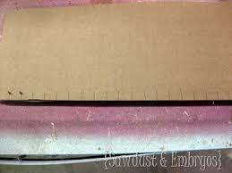 Where To Buy Upholstery Tacks Tutorial How To Apply Decorative Upholstery Tacks Straight