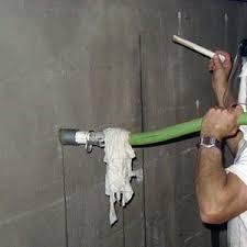 no dig injection waterproofing no digging basement waterproofing