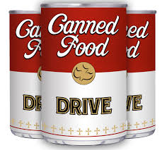 food drive poster template free 9 best images of canned food drive flyer food drive canned goods