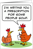 get well soon soup get well soon cards from greeting card universe