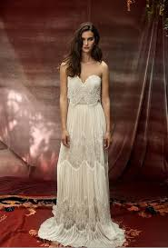 bohemian wedding dresses beyond beautiful white bohemian wedding dress collection from