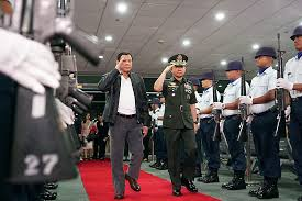 Who Is The Head Of The Department Of Interior Palace Duterte Has U0027alternative Solution U0027 If Año Can U0027t Be Dilg