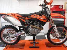 ktm 450 sxf motocross bike 2013 model bought new 2014 in