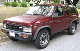 nissan terrano 1990 file nissan pathfinder 2door jpg wikimedia commons
