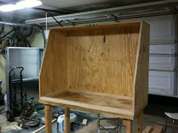 how to build a homemade sandblasting cabinet smecca com