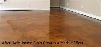 Laminate Flooring Sealer Before And After Decorative Concrete Interior Floors Will Make You