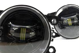 morimoto xb fog lights acura round xb led fog lights from morimoto hid
