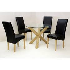 Small Dining Tables And Chairs Uk Small Glass Dining Table And 4 Chairs Yoadvice