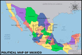 map of mexico with states 660 mexico city state stock illustrations cliparts and royalty
