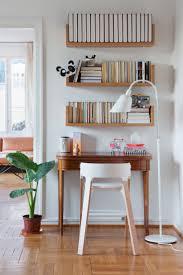 Small Home Desks Vibrant Idea Small Desk With Shelves Astonishing Design Furniture