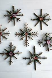 Home Made Christmas Decor 15 Easy To Make Christmas Ornaments In Just 5 Minutes