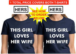 gift hers wedding gift hers and hers this girl by allgaytees