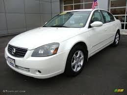 Nissan Altima 2005 - 2005 satin white pearl nissan altima 3 5 sl 23644702 gtcarlot