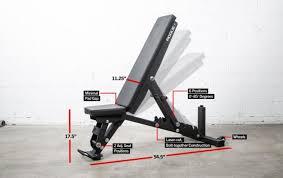 Jr Weight Bench Set Rogue Adjustable Bench 2 0 Rogue Fitness