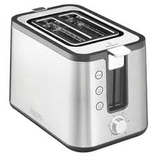 Kitchenaid Toaster Kmt2115cu Krups Kh732d50 Brushed And Chrome Stainless Steel Housing 2 Slice