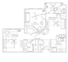 allegro senior living jupiter florida interlude w den floorplan