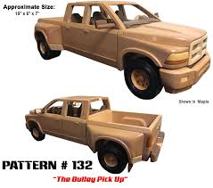 Free Woodworking Plans Toy Trucks by Wooden Toy Plans Patterns Models And Woodworking Projects From