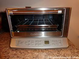 Toaster Oven Convection Oven Cuisinart Convection Toaster Oven Review Southern Krazed