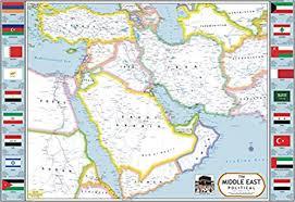 map iran iraq buy middle east map saudi arabia yemen oman iran iraq syria