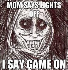 Unwanted House Guest Meme - horrifying house guest shadowlurker know your meme