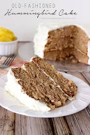 old fashioned hummingbird cake love bakes good cakes