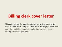 Billing Clerk Job Description For Resume by Billing Clerk Cover Letter 1 638 Jpg Cb U003d1393542053