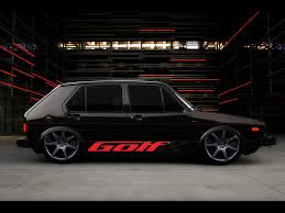 volkswagen golf 1980 virtual tuning photoshop volkswagen golf gti 1974 15 youtube